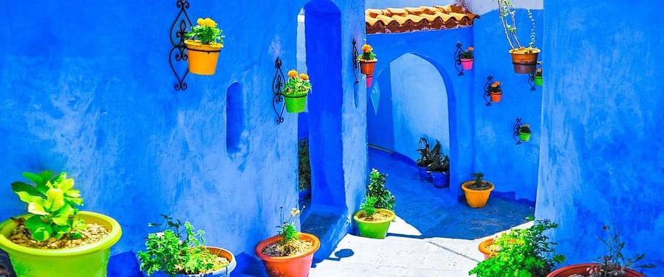 4 Jours de Marrakech au Désert et Chefchaouen